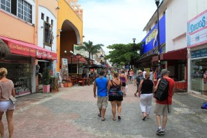 5th Avenaue - Playa del Carmen